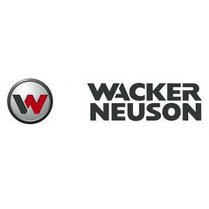 Cadena de goma Wacker-Neuson