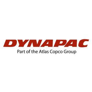 Cadenas de Goma Dynapac