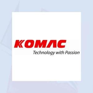 Punteros y repuestos martillos hidráulicos Komac