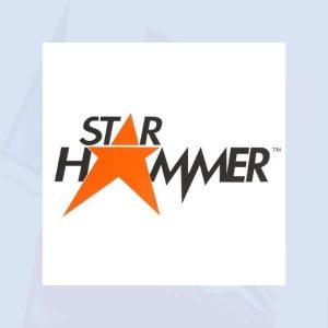 Punteros y repuestos martillos hidráulicos Star Hammer